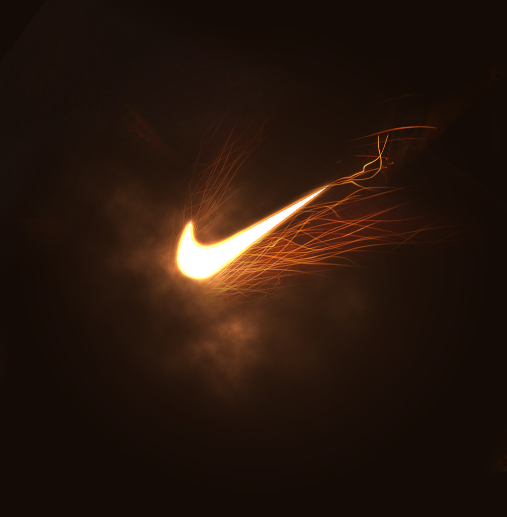 save off f3a4f a8b5f La historia del logo icono Nike. – blogcruvi